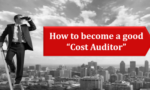 Cost Audit Course